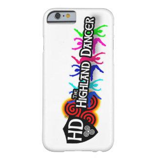 Capa Barely There Para iPhone 6 Cobrir do telefone do dançarino das montanhas