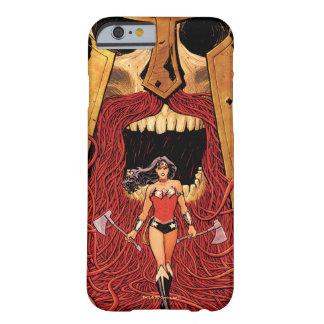 Capa Barely There Para iPhone 6 Cobrir novos #23 cómico da mulher maravilha 52