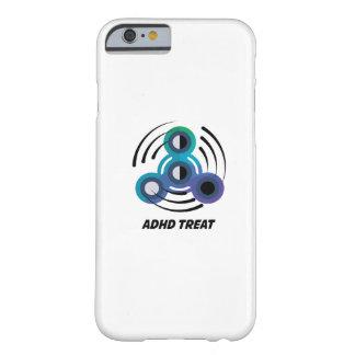 Capa Barely There Para iPhone 6 Consciência do girador ADHD da mão do brinquedo da