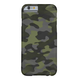 Capa Barely There Para iPhone 6 Coque iPhone 6/6s, Barely There Camouflage