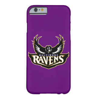 CAPA BARELY THERE PARA iPhone 6 COQUES POUR IPHONE 6/6S POUR PALTIMORE RAVENUS