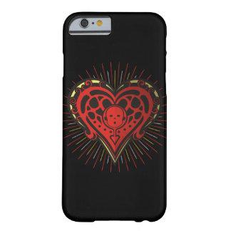 Capa Barely There Para iPhone 6 Coração do nascimento