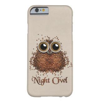 Capa Barely There Para iPhone 6 Coruja de noite