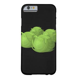 Capa Barely There Para iPhone 6 Couve da comida do pulso aleatório
