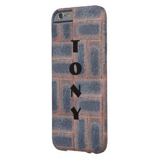 Capa Barely There Para iPhone 6 Criar seu próprio caso de IPhone 6/6s