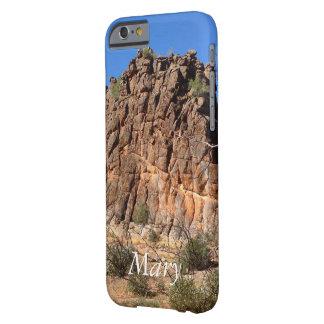 Capa Barely There Para iPhone 6 Criar seu próprio caso de IPhone 6/6s da foto