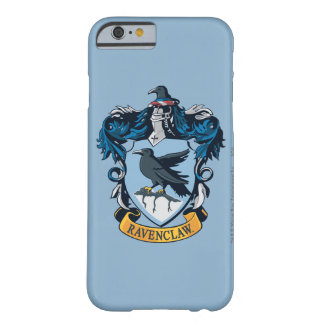 Capa Barely There Para iPhone 6 Crista gótico de Harry Potter | Ravenclaw