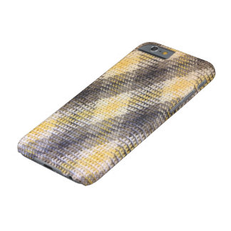 Capa Barely There Para iPhone 6 Crochet Argyle