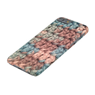 Capa Barely There Para iPhone 6 Crochet Frost