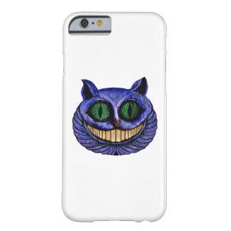 Capa Barely There Para iPhone 6 ~ da CABEÇA do CAT de CHESHIRE (Alice no país das
