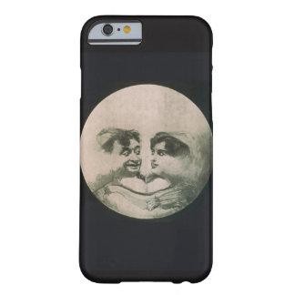 "Capa Barely There Para iPhone 6 Da ""capa de telefone dos amantes lua"" do vintage"