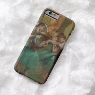 Capa Barely There Para iPhone 6 Dançarinos dos trabalhos de arte do balé