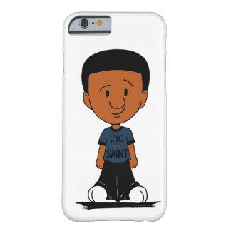 """Capa Barely There Para iPhone 6 De """"caso do dispositivo do santo Li'l"""""""