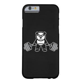 Capa Barely There Para iPhone 6 Desenhos animados do Anime do urso de panda do