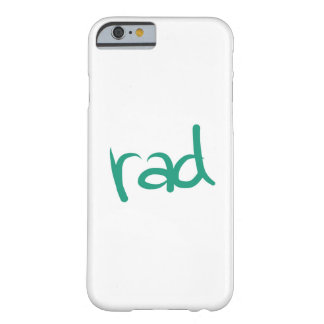 Capa Barely There Para iPhone 6 Design do Rad