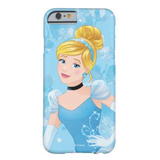 Capa Barely There Para iPhone 6 Deslizador faltante de Cinderella |