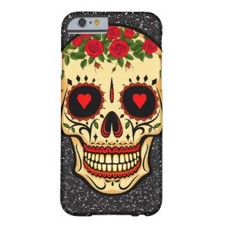 Capa Barely There Para iPhone 6 Dia dos corações e das flores inoperantes do
