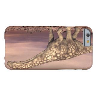 Capa Barely There Para iPhone 6 Dinossauro grande do argentinosaurus que anda
