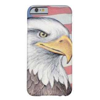 "Capa Barely There Para iPhone 6 Do ""capa de telefone de Eagle americano"" de Paul"