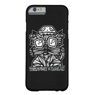 "Capa Barely There Para iPhone 6 Do ""capa de telefone lustrosa de BuddaKats da"