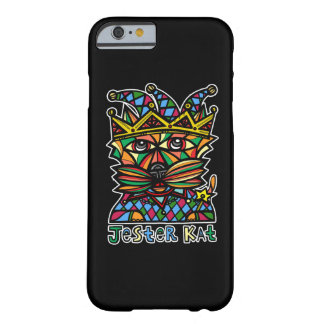 "Capa Barely There Para iPhone 6 Do ""capa de telefone lustrosa do Kat"" BuddaKats"