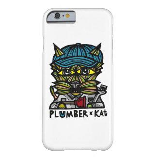"Capa Barely There Para iPhone 6 Do ""capa de telefone lustrosa do Kat canalizador"""