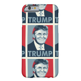 Capa Barely There Para iPhone 6 Donald Trump