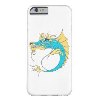 Capa Barely There Para iPhone 6 Dragão do mar