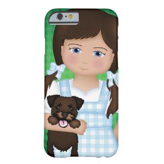 Capa Barely There Para iPhone 6 E seu cão pequeno demasiado!  Dorothy