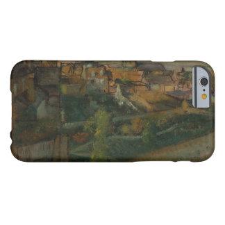 Capa Barely There Para iPhone 6 Edgar Degas - vista do Saint-Valery-sur-Somme