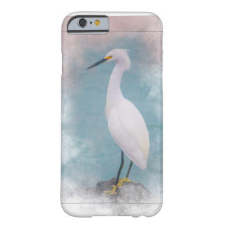 Capa Barely There Para iPhone 6 Egret snowny footed amarelo - pesca em Florida!