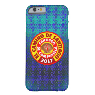 Capa Barely There Para iPhone 6 EL Camino de Santiago 2017