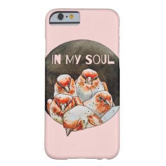 Capa Barely There Para iPhone 6 em minha alma