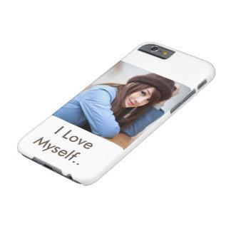 Capa Barely There Para iPhone 6 embalagem de i phone6