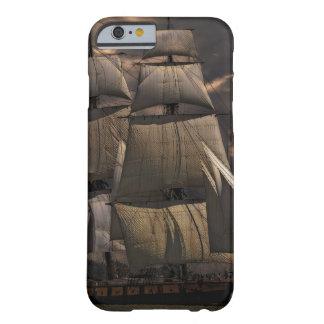 Capa Barely There Para iPhone 6 Embarcação do navio de navigação