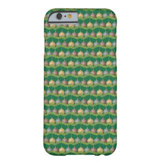 Capa Barely There Para iPhone 6 Enfeites de natal e festão