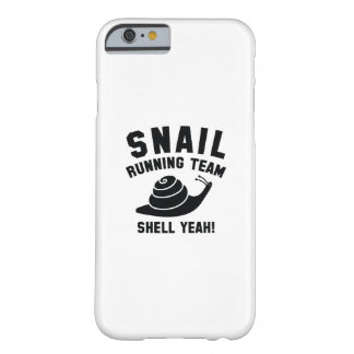 Capa Barely There Para iPhone 6 Equipe Running do caracol