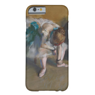 Capa Barely There Para iPhone 6 Espera por Edgar Degas