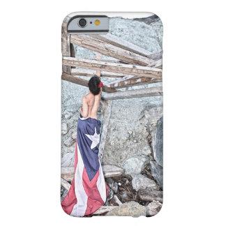 Capa Barely There Para iPhone 6 Esperanza - imagem completa