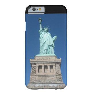 Capa Barely There Para iPhone 6 Estátua of liberty