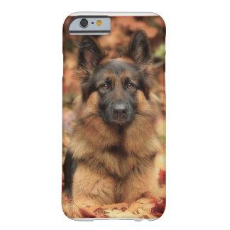 Capa Barely There Para iPhone 6 Exemplo & cobrir do cão