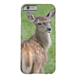 Capa Barely There Para iPhone 6 Exemplo da case mate do iPhone 6 de Bambi