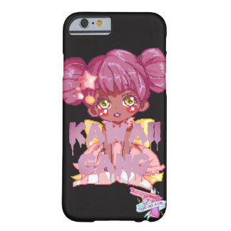 Capa Barely There Para iPhone 6 Exemplo de Iphone 6/6s do grupo de Kawaii