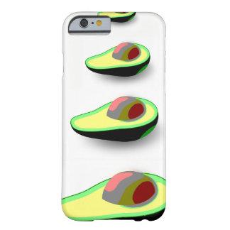 Capa Barely There Para iPhone 6 Exemplo esperto do Vegan iPhone6 do teste padrão