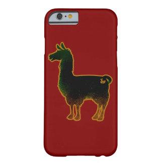 Capa Barely There Para iPhone 6 Exemplo oxidado do lama