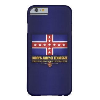 Capa Barely There Para iPhone 6 Exército de Tennessee (Polk)