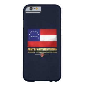Capa Barely There Para iPhone 6 Exército de Virgínia do norte (F10)