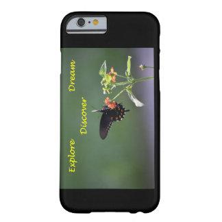Capa Barely There Para iPhone 6 Explore o sonho descobrem o cobrir do telefone