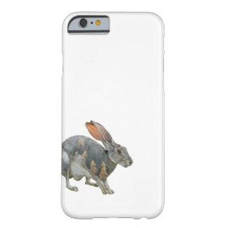 Capa Barely There Para iPhone 6 Exposição dobro da lebre