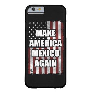 Capa Barely There Para iPhone 6 Faça à camisa | de América México outra vez o